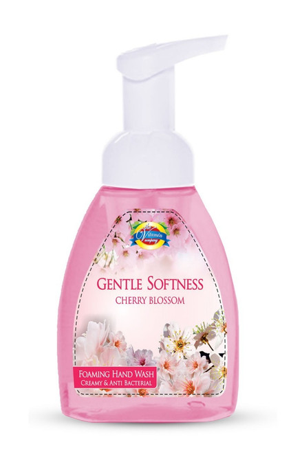 The Vitamin Company Cherry Blossom Foaming Hand Wash Buy online in Pakistan best price original product