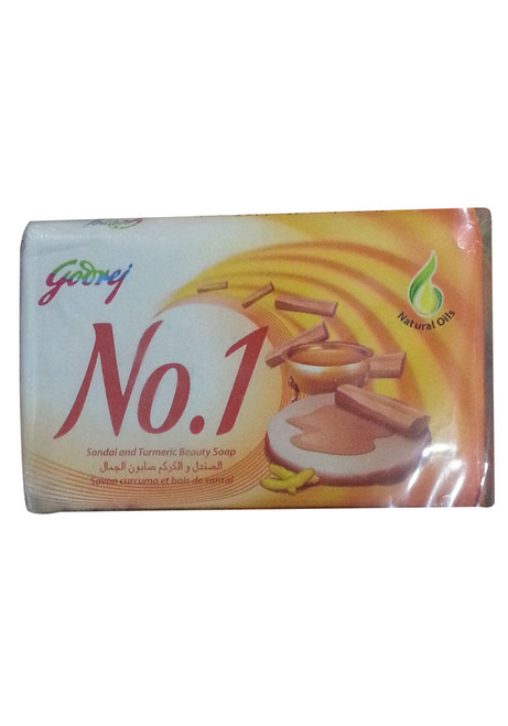 Godrej No.1 Sandal and Turmeric Beauty Soap Buy online in Pakistan best price original product