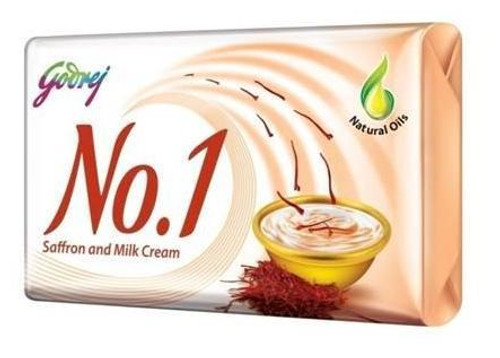 Godrej No.1 Saffron and Milk Cream Soap Buy online in Pakistan best price original product
