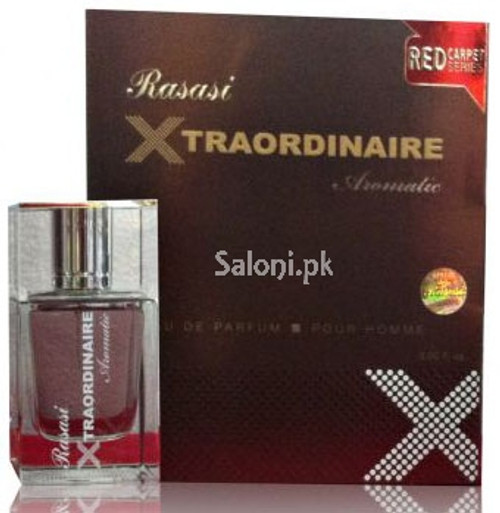 Rasasi Xtraordinaire Aromatic EAU De Parfum for Men