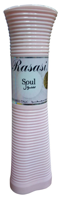 Rasasi Soul Perfumed Talcum Powder Shop online in Pakistan