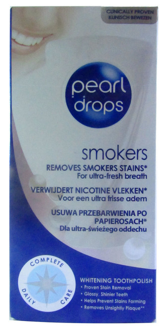Pearl Drops Smokers Whitening ToothPolish Shop online in Pakistan