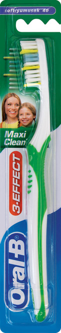 Oral-B 3-Effect Maxi Clean Soft Toothbrush Shop online in Pakistan best price original product