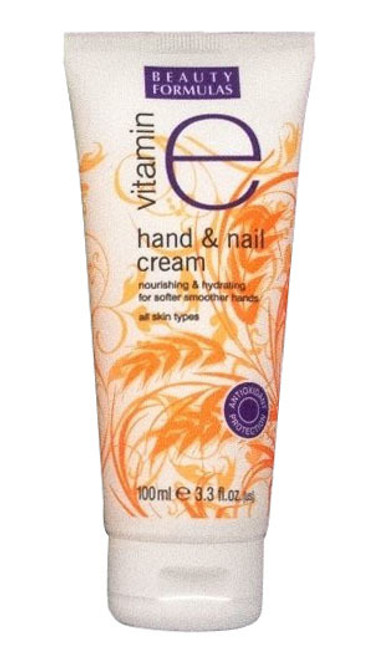 Beauty Formulas Hand & Nail Cream With Vitamin E Buy online in Pakistan best price original product