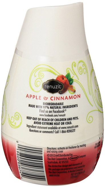 Dial Adjustable Apples and Cinnamon Original Product