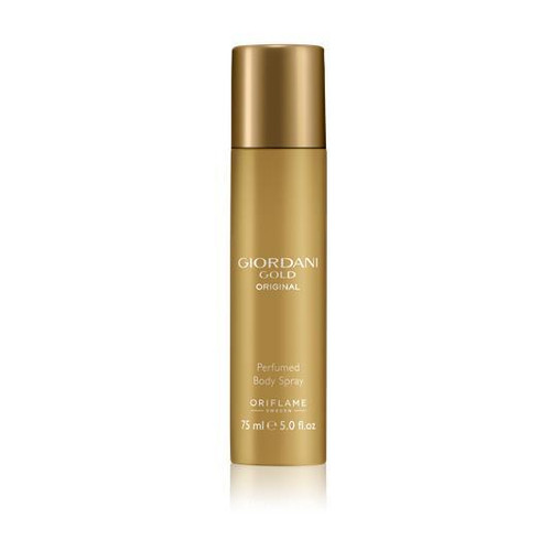 Oriflame Giordani Gold Original Perfumed Body Spray Buy online in Pakistan best price original product