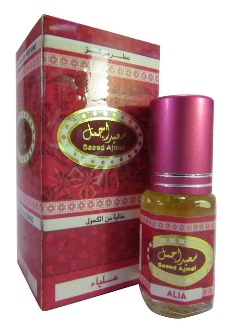Saeed Ghani Saeed Ajmal Attar Alia 3ml Buy Online In Pakistan