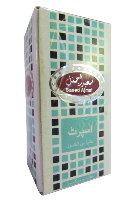 Saeed Ghani Saeed Ajmal Attar Spirit 3ml  Best Price