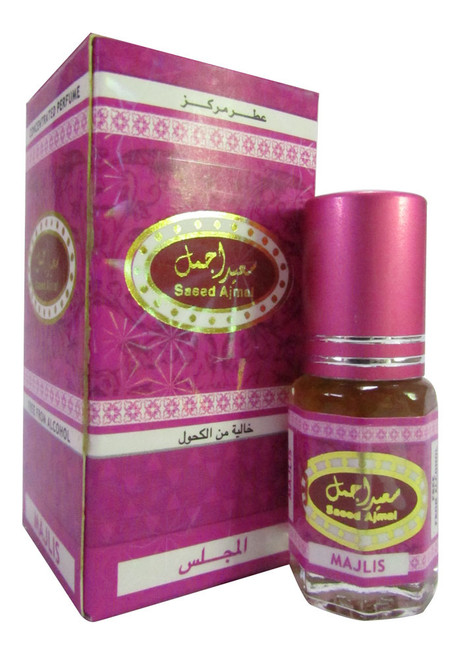 Saeed Ghani Saeed Ajmal Attar Majlis 3ml Buy Online In Pakistan