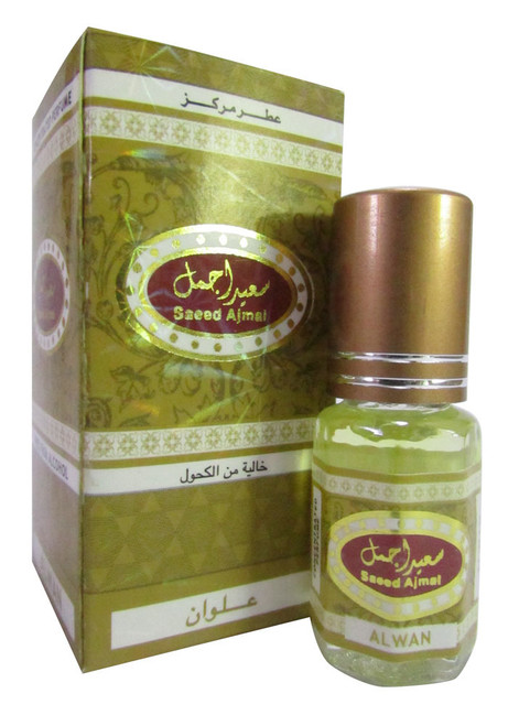 Saeed Ghani Saeed Ajmal Attar Alwan 3ml  Buy Online In Pakistan Best Price