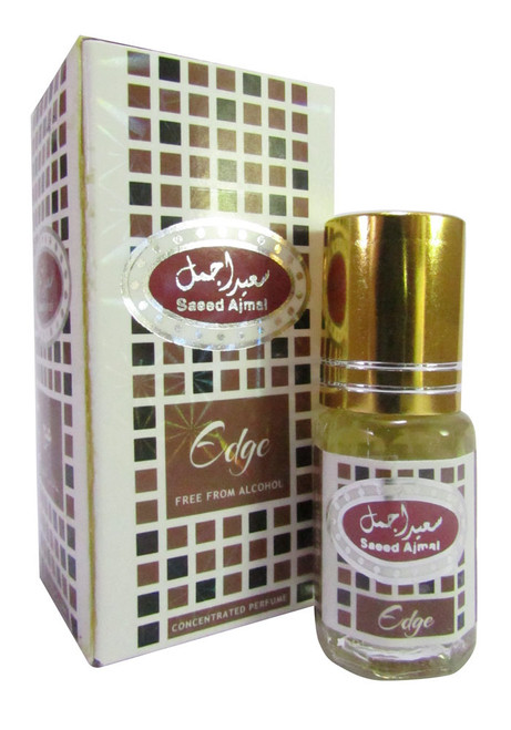 Saeed Ghani Saeed Ajmal Attar Edge 3ml Buy Online In Pakistan Best Price