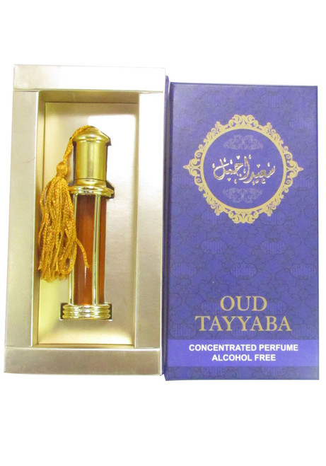 Saeed Ghani Saeed Ajmal Attar Oud Tayyaba 6ml Buy Online In Pakistan Best Price