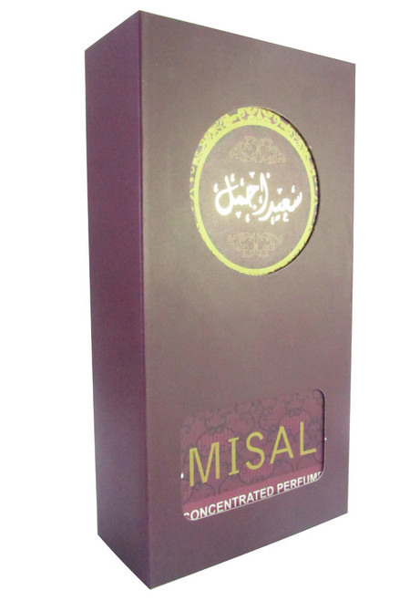Saeed Ghani Saeed Ajmal Attar Misal 6ml Original Product