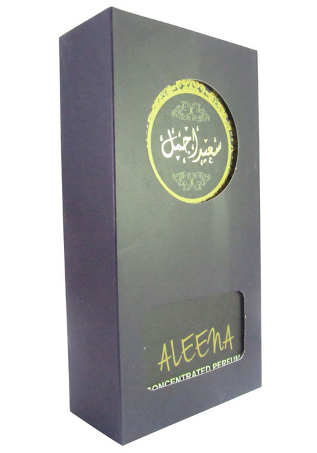 Saeed Ghani Saeed Ajmal Attar Aleena 6ml Original Product