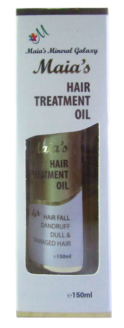 Maia's Organic Hair Treatment Oil Buy online in Pakistan