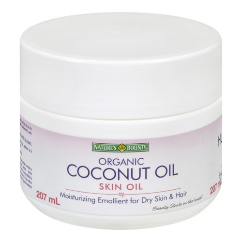 Nature's Bounty Organic Coconut Oil 207ML Buy online in Pakistan best price original product