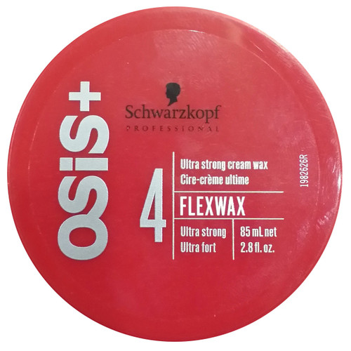 Schwarzkopf Osis Flexwax Ultra Strong Cream Wax  Buy Online In Pakistan