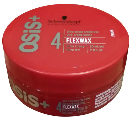Schwarzkopf Osis Flexwax Ultra Strong Cream Wax  Best Price