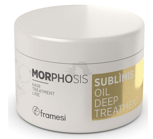 Framesi Morphosis Sublims Oil Deep Treatment  shop online in Pakistan best price original product