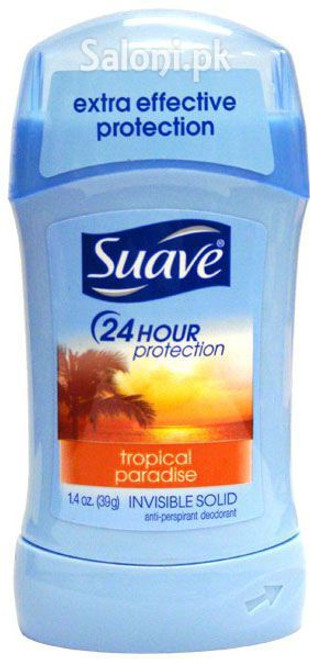 Suave Tropical Paradise Invisible Solid Anti-Perspirant Deodorant Stick