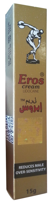 Eros Cream Lidocaine Buy online in Pakistan
