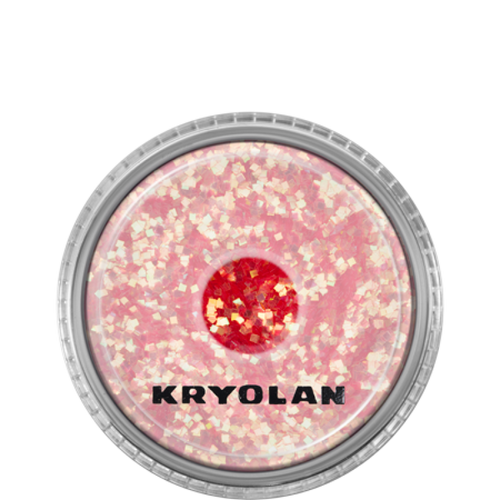 Kryolan Polyester Glitter Pastel Pink Buy Online In Pakistan Best Price Original Product
