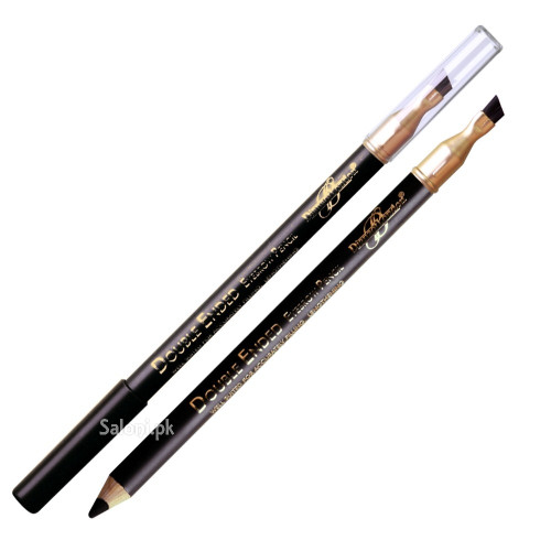 Diana Double Ended Eyebrow Pencil 01 Black buy online in Pakistan best price original product