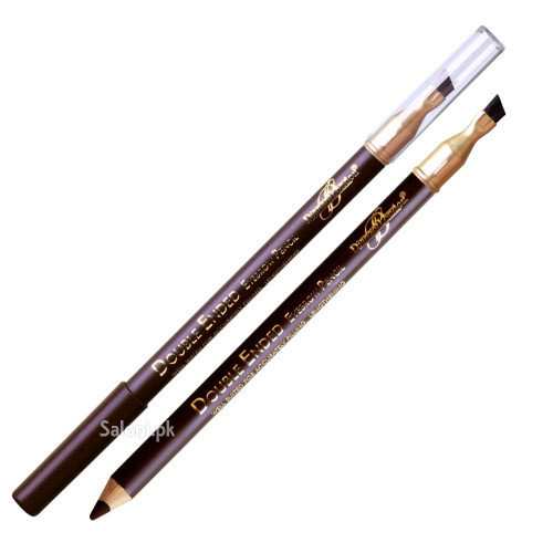 Diana Double Ended Eyebrow Pencil 02 Brown buy online in Pakistan best price original product