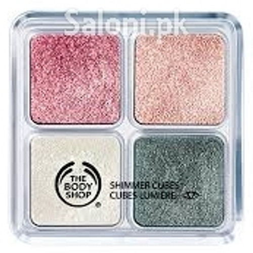 The Body Shop Shimmer Cubes Pretty in Pink Buy Online In Pakistan Best Price Original Product