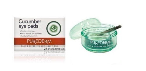 Purederm Cucumber Eye Pads T/Pack Buy Online In Pakistan Best Price Original Product