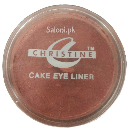 Christine Cake Eye Liner Copper Buy Online In Pakistan Best Price Original Product