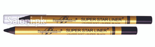Diana of London Super Star Liner 01 Super Black buy online in Pakistan best price original product