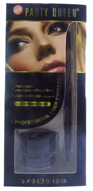 Party Queen Waterproof Smudge-proof Eye Liner Shop online in Pakistan