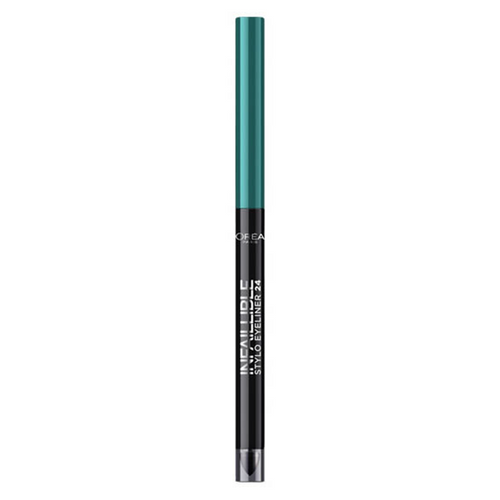 L'Oreal Paris Infallible Eyeliner 313 Irresistible Kaki Green Buy Online In Pakistan Best Price Original Product