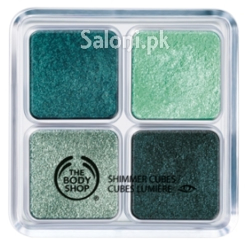 The Body Shop Shimmer Cubes Green Light Buy Online In Pakistan Best Price Original Product