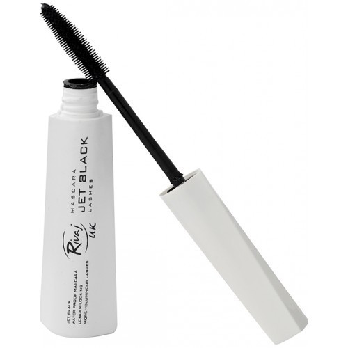 Rivaj Uk Jet Black Water Proof Mascara buy online in pakistan best price original products