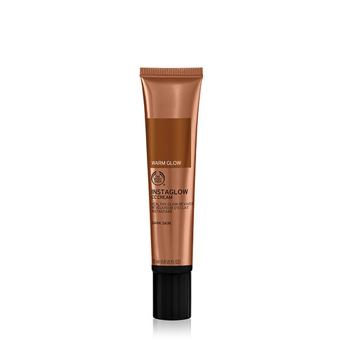 The Body Shop Instaglow CC Cream SPF 20 Warm Glow Buy online in Pakistan best price original product