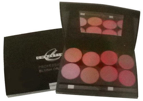 Christine 8 Color Professional Blush On Kit Buy Online In Pakistan Best Price Original Product