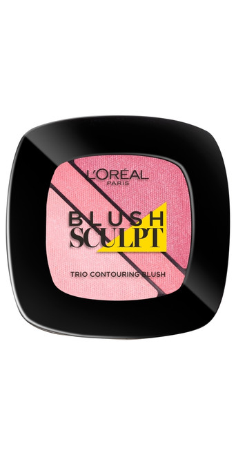 L'oreal Paris Infallible Blush Trio 201 Soft Rosy  Buy Online In Pakistan Best Price Original Product