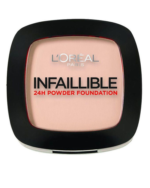 L`Oreal Paris Infallible 24H Compact Powder Foundation 123 Warm Vanilla  Buy Online In Pakistan Best Price Original Product