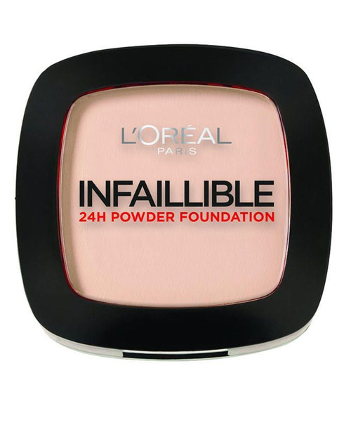L`Oreal Paris Infallible 24H Compact Powder Foundation 245 Warm Sand Buy Online In Pakistan Best Price Original Product