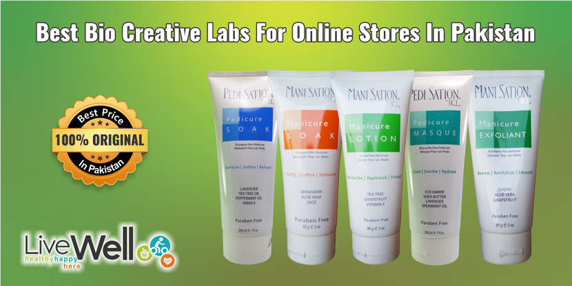 Best Bio Creative Labs Products For Online Stores In Pakistan