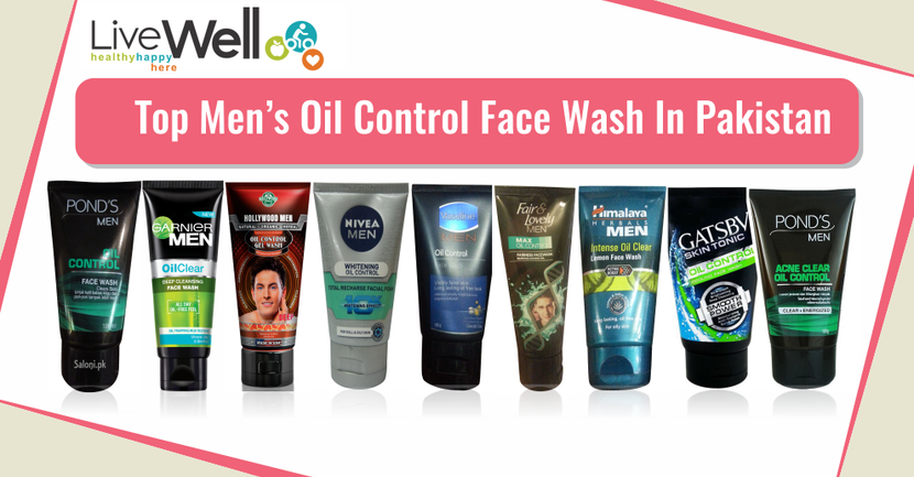Top 9 Men's Oil Control Face Wash In Pakistan