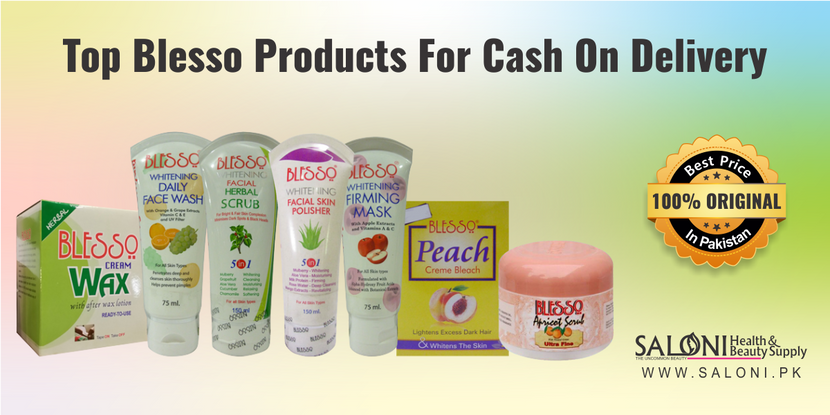 Top Blesso Products For Cash On Delivery