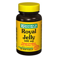 Good N Natural Royal Jelly 500 MG (60 Softgel)