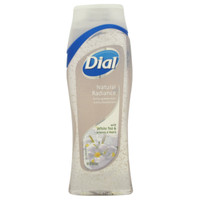 Dial Natural Radiance White Tea and Vitamin E Pearls Purifying Body Wash