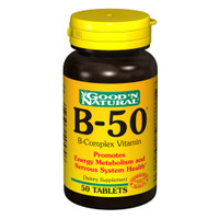 Good N Natural B 50 B Complex (50 Tablet)