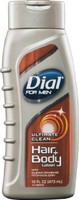Dial For Men Hair And Body Wash Ultimate Clean