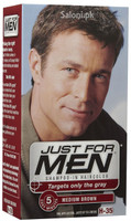 Just For Men Shampoo-In Hair Color Medium Brown H-35