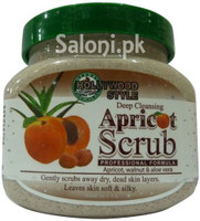 Hollywood Style Deep Cleansing Apricot Scrub